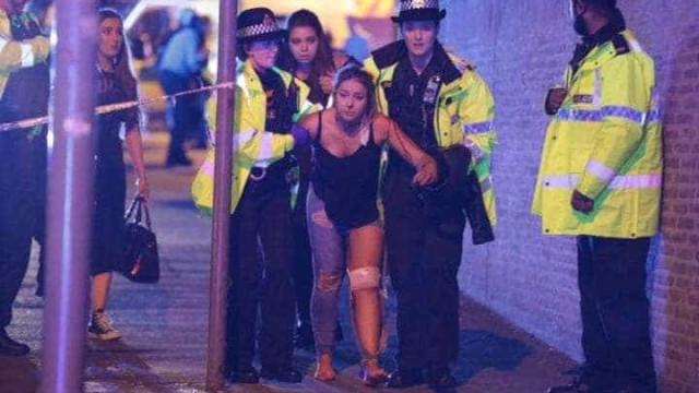 Ataque Manchester