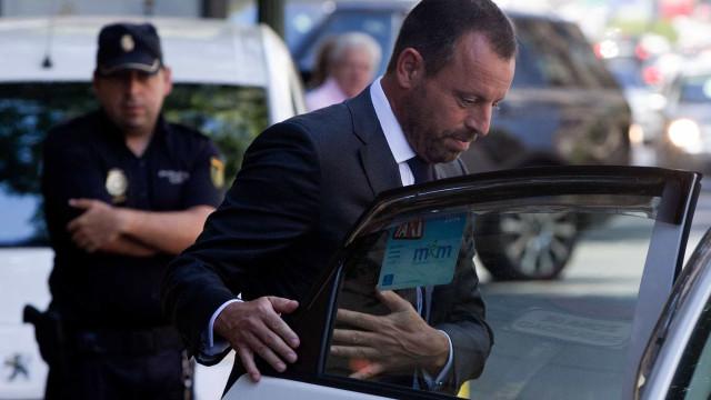 Família de ex-presidente do Barcelona não tem dinheiro nem para comer