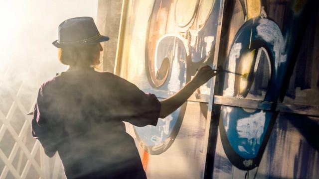 'Paredes com História' transforma Leiria numa galeria a céu aberto