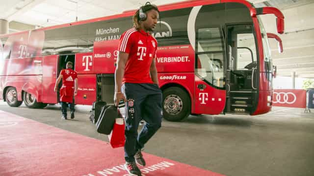Renato Sanches mais longe de regressar ao Benfica