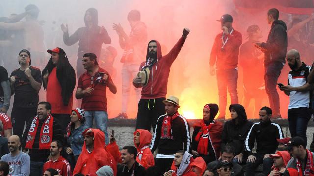 "Benfica reage: ""Flagrante tentativa de condicionamento dos árbitros"""