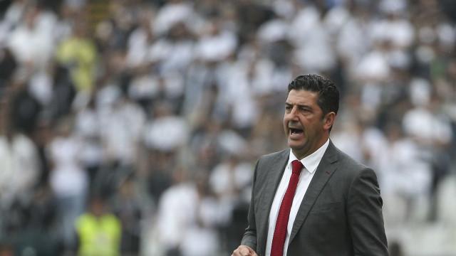 Benfica-Sp. Braga: Estreia de Krovinovic no onze de Rui Vitória