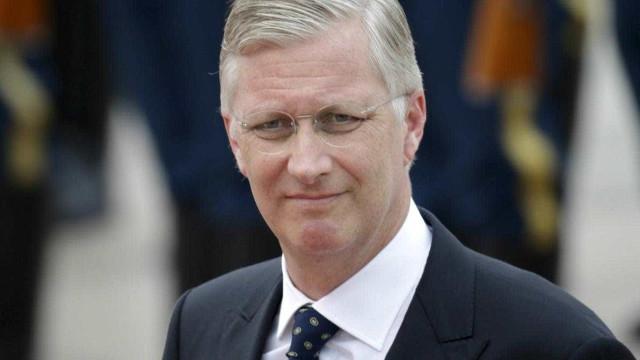 Rei Philippe em consultas com partidos sobre próximo governo da Bélgica