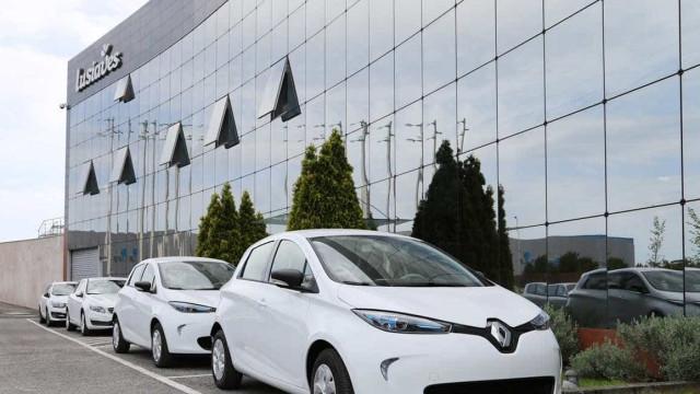 Renault junta-se a empresa chinesa para desenvolver veículos elétricos
