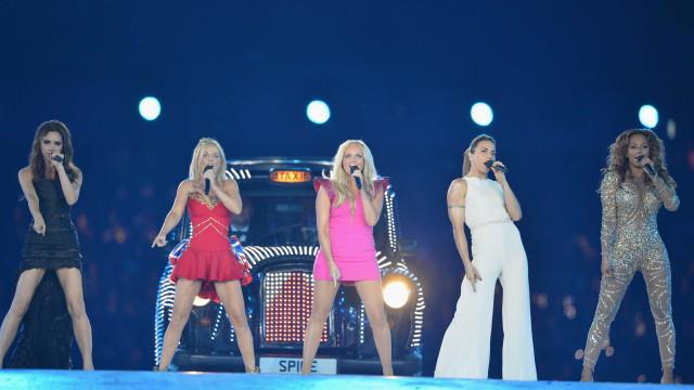 Afinal, Victoria Beckham poderá não subir ao palco com as Spice Girls