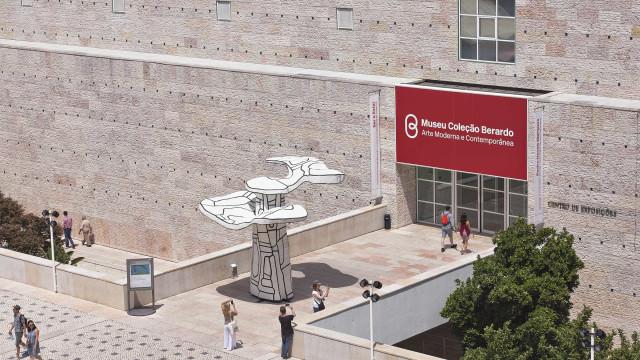 'Linha, Forma e Cor' evoca construção da arte abstrata no Museu Berardo