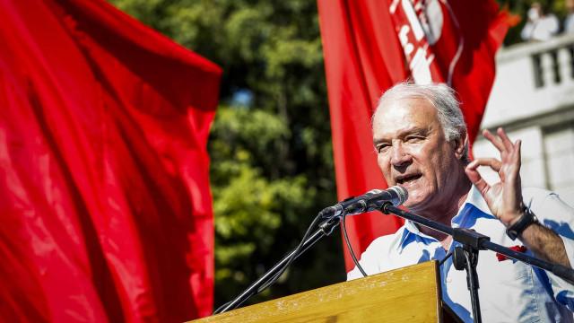 """Arménio Carlos diz que era """"inevitável"""" a subida do rating de Portugal"""