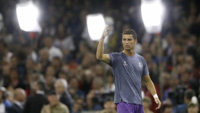 Cristiano Ronaldo rejeita pagar alegada dívida ao Fisco