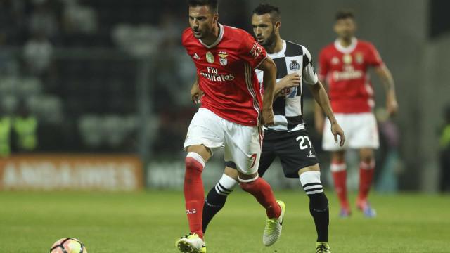 Benfica já estabeleceu o valor por Samaris e Lisandro