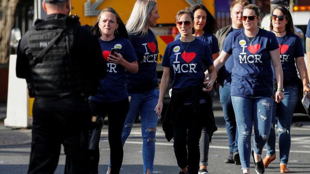 Concerto em Manchester valeu 13,7 milhões de euros para vítimas