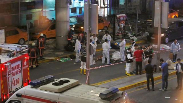 Ataque Istambul