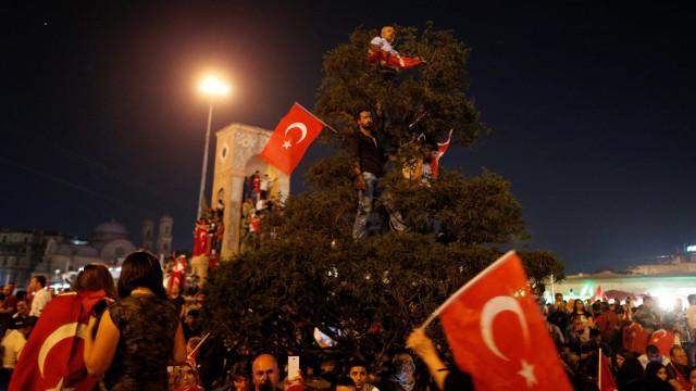Golpe na Turquia