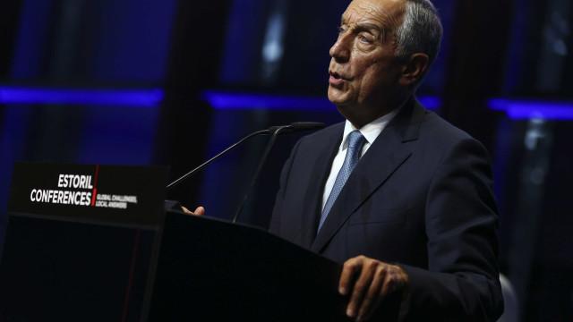 """Tancos: Marcelo diz que caso """"está a avançar para ser encerrado"""""""