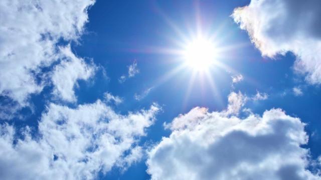 Chuva dá lugar a céu menos cinzento e abre caminho a dias de sol