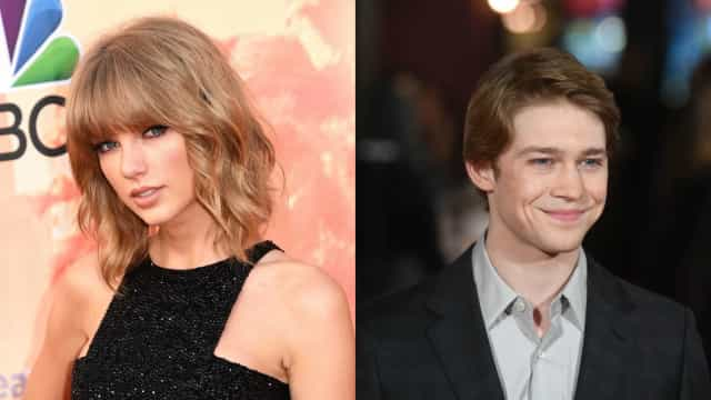 Joe Alwyn recusa falar sobre namoro com Taylor Swift