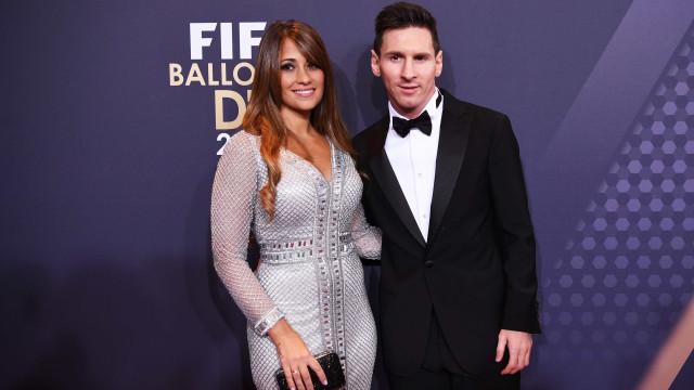 Este será o menu do casamento de Messi