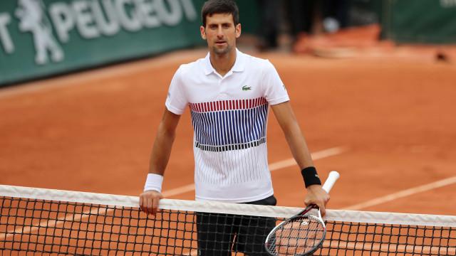 Djokovic anuncia que não joga mais em 2017 devido a lesão