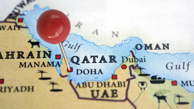 Transformar o Qatar numa ilha? A Arábia Saudita está a pensar nisso