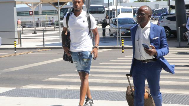 Comissão por Rúben Semedo gera troca de agressões em hotel em Lisboa
