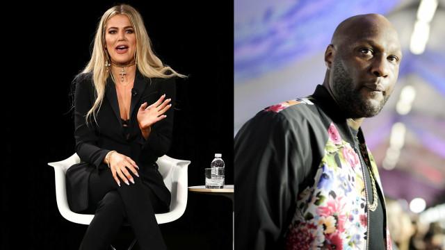 """Após rumores de gravidez de Khloe, Lamar confessa: """"Ainda gosto dela"""""""
