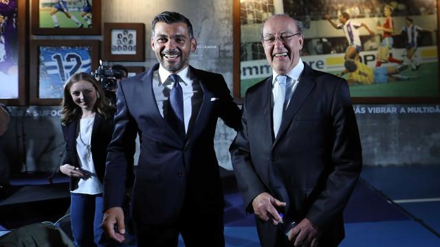 """Benfica 'pica' Pinto da Costa e Conceição: """"Os papagaios não se entendem"""""""