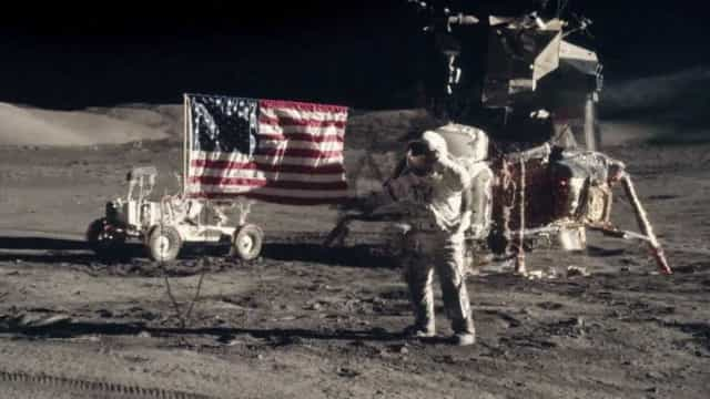 A NASA quer regressar à Lua