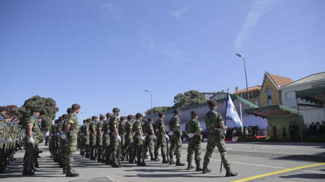 """""""Basta de negligência"""", diz Associação das Forças Armadas"""