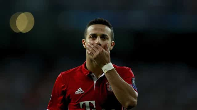 Barcelona já sabe quanto terá de pagar para recuperar Thiago