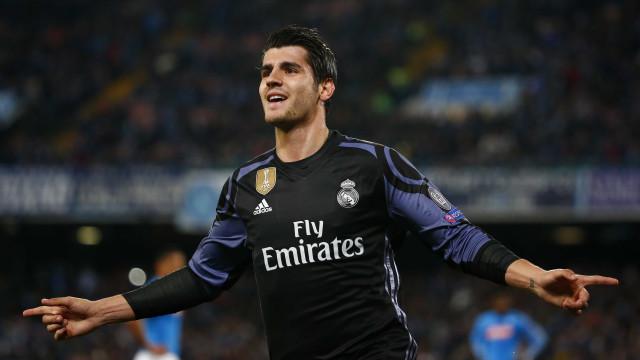 Chelsea oficializa contratação de Álvaro Morata