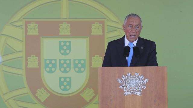 Queixas de juízes: Presidente da República diz não ter dom da ubiquidade