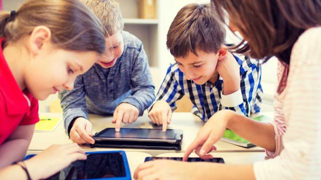 Mais de metade das crianças entre 8 e 12 anos sujeitas a perigo online