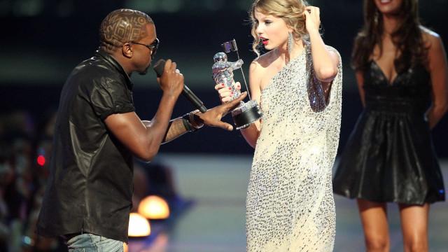 Novo videoclipe de Taylor Swift acende guerra com Kanye West