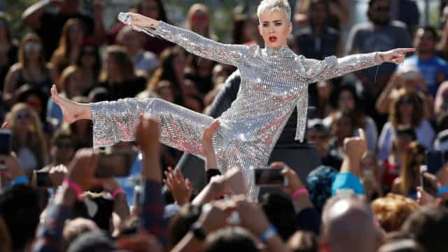 Katy Perry vai ser a apresentadora do MTV Video Music Awards
