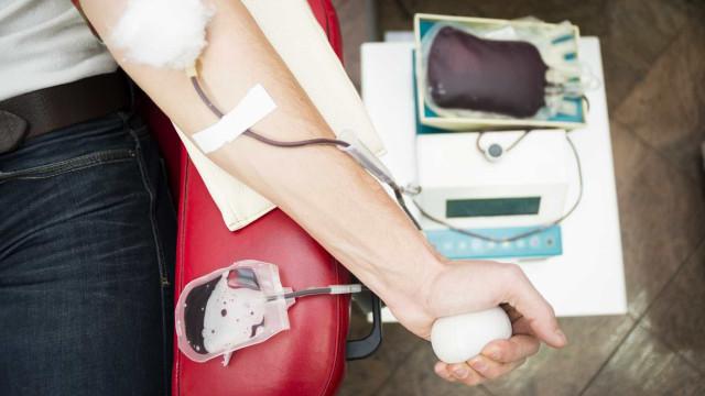 Unidade de sangue Gaia/Espinho avisa dadores quando ajudam a salvar vidas