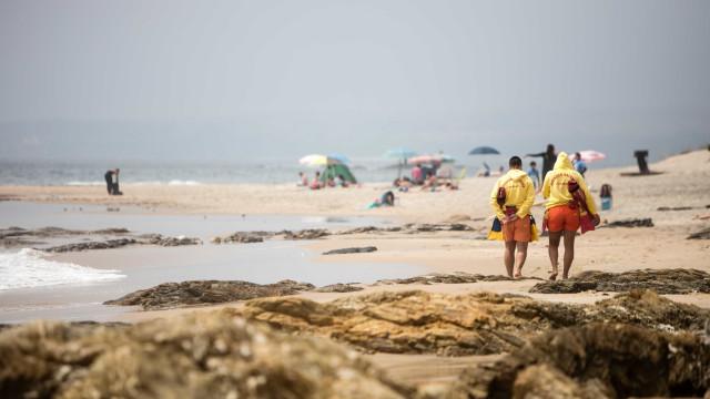 Vigilância nas praias reforçada... na chegada do outono