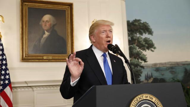 Trump diz que as relações com a Índia nunca foram tão fortes