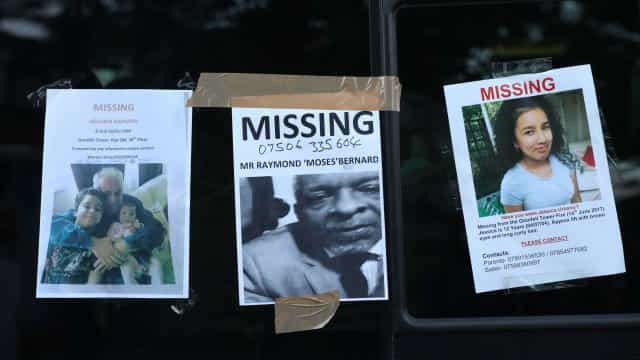 Incêndio de Grenfell: Imprensa britânica fala em 65 desaparecidos