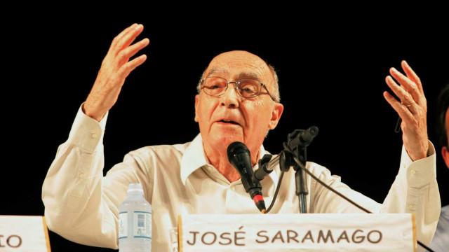 Foi na página 20 de 'Levantado do Chão' que Saramago encontrou a sua voz