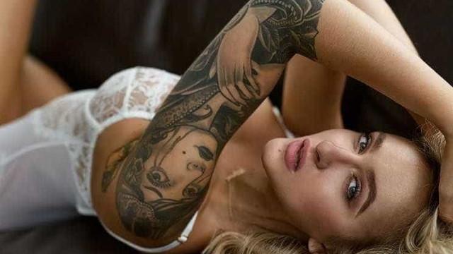 Alyssa Barbara: A beleza no estado mais selvagem