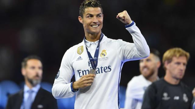 Novo capítulo na novela CR7: Português reconsidera saída do Real Madrid