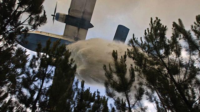 Tribunal de Contas dá 'ok': Mais 12 aviões para combate a incêndios