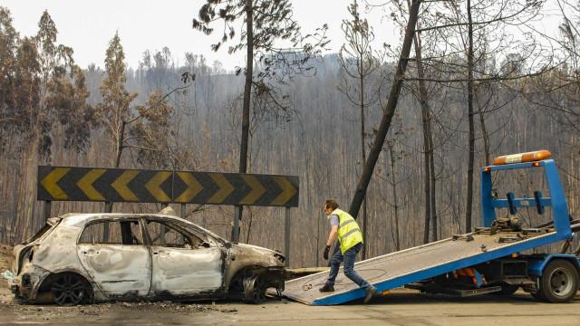 Os 'números trágicos' de Pedrógão, meio ano após o fatídico incêndio