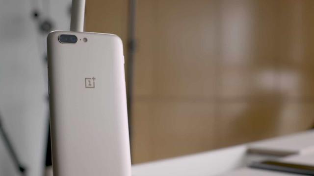 O OnePlus 5 está quase aí. Veja como foi criado