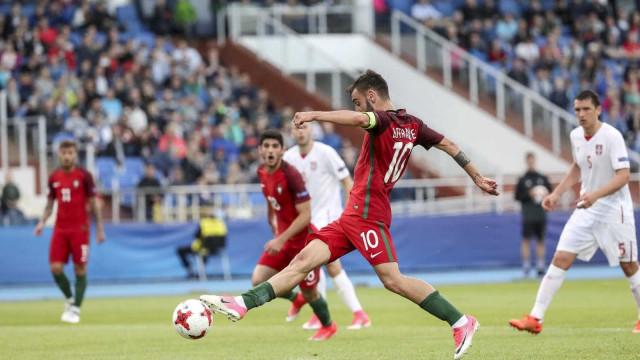 Sub-21: Derrota com Espanha deixa sonho português mais complicado