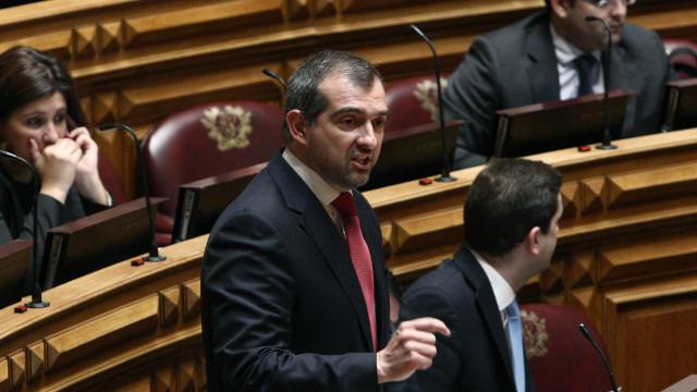 PSD defende responsabilidade do Governo por problema de proteção civil