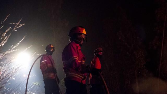 Dia de muito calor. Risco de incêndio é máximo em 30 concelhos