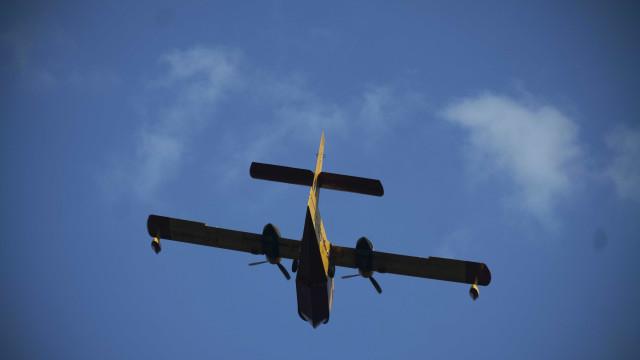 Portugal envia dois aviões para combater incêndios na Suécia