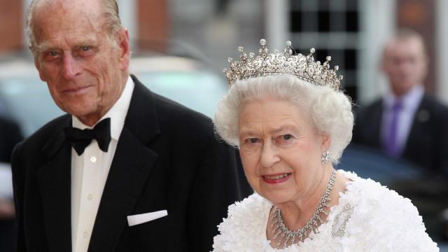 Filipe de Edimburgo, marido da rainha Isabel II, hospitalizado