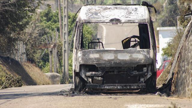 """Pedrógão: Marta Soares acredita que incêndio teve """"mão criminosa"""""""
