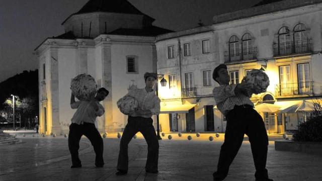 Espetáculo de rua abre hoje à noite programação de verão em Santarém